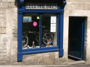 Custom E Bikes is a specialist electric bike shop in Bradford on Avon