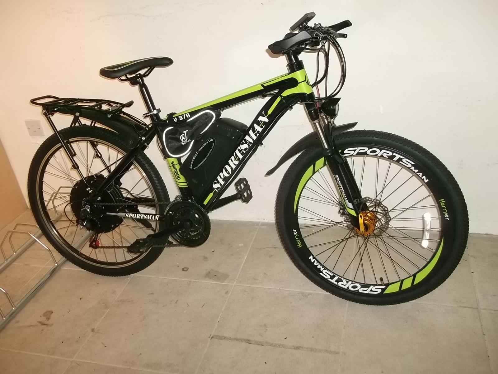 Electric Bikes Range Custom Ebikes